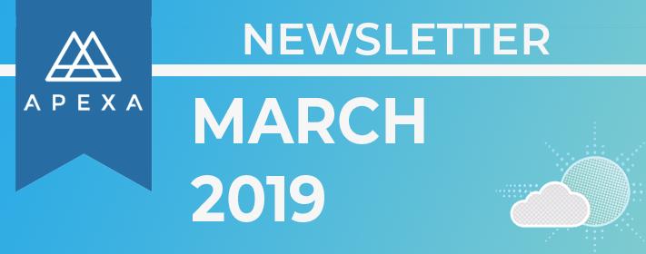 APEXA News Banner_March 2019