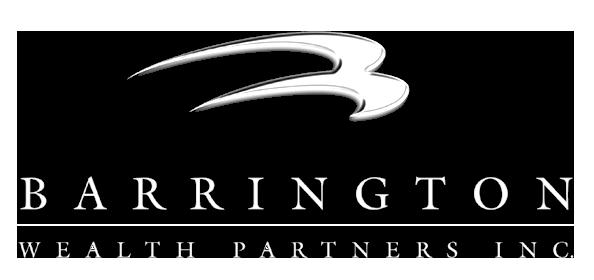 Barrington Logo Inverted