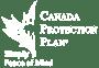 Canada Protection Plan White Logo
