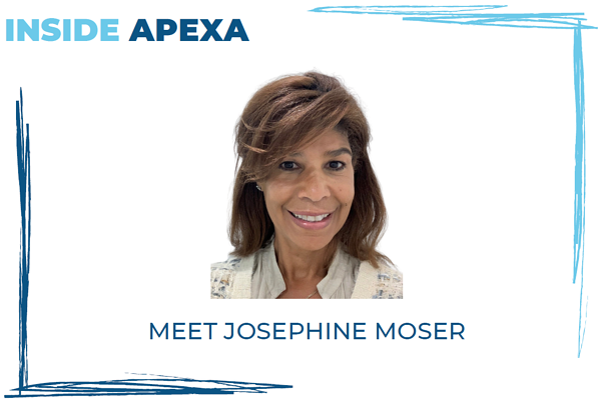Inside APEXA - Meet Josephine!