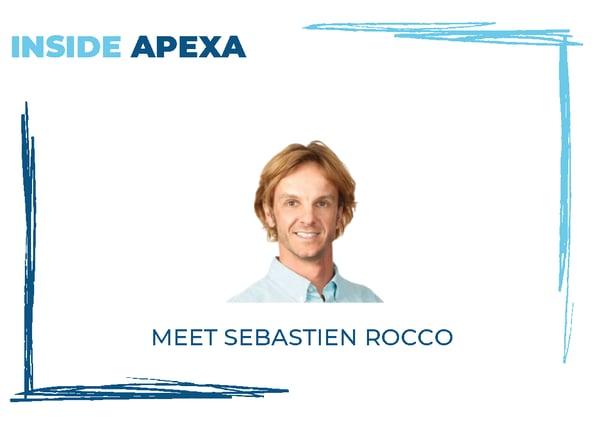Meet Sebastien Rocco