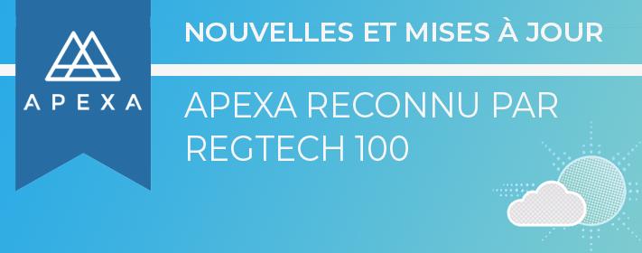 APEXA_Regtech100_banner_FR